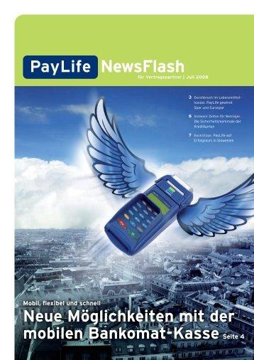 Sie fragen — PayLife antwortet