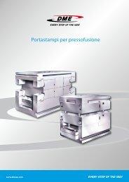 Portastampi per pressofusione.pdf - MANDELLI NORMALIZZATI SpA
