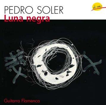 PEDRO SOLER Luna negra - Alsur