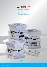 Backenformen - DME