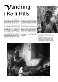 [Indien: malayalis] kolli Hills i södra Indien, bebos av ... - Globalarkivet - Page 2