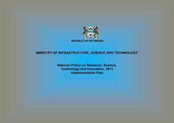 to view full text - Botswana Environmental Information System