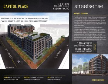 CAPITOL PLACE - Streetsense