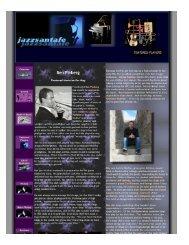 Ben Finberg Profile - JazzSantaFe.com