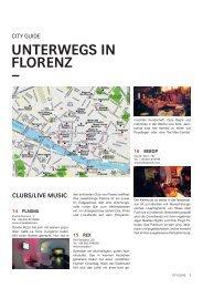 UNTERWEGS IN FLORENZ _ - Swiss