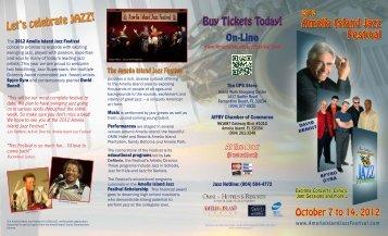 At the Door - Amelia Island Jazz Festival