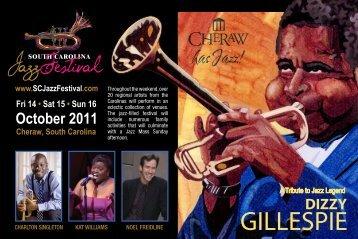 Dizzy Gillespie - South Carolina Jazz Festival