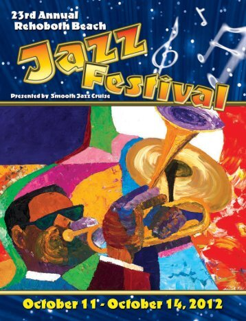 Jazz Festival Program - VillageSoup