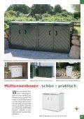 Mülltonnenboxen - schön + praktisch - Seite 2