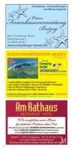 die probstei - Ostseebad Schönberg - Seite 6