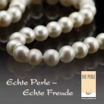 Echte Perle – Echte Freude - Die Perle
