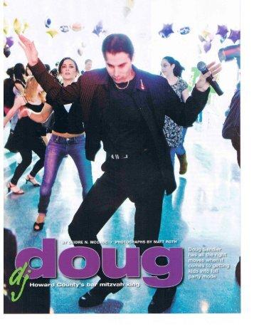 Howard Magazine - DJ Doug