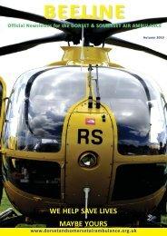 Beeline - Dorset and Somerset Air Ambulance