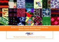 Cover and Table of Contents - The Asian-Pacific Resource ...