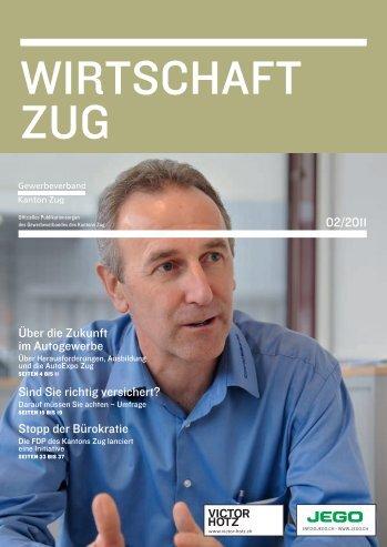 w - Gewerbeverband Kanton Zug