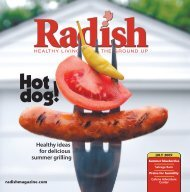 Healthy ideas for delicious summer grilling - Radish Magazine