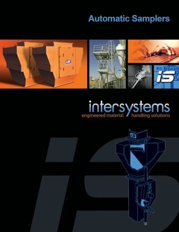 Automatic Samplers - Intersystems