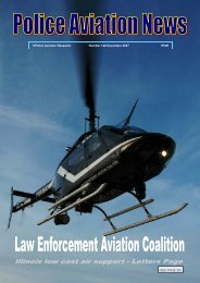 Police Aviation News December 2007
