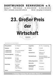 23. Großer Preis der Wirtschaft 2010 in Dortmund... - Dortmunder ...