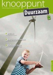 Knooppunt Duurzaam Herfst 2010 - MenZ en Media