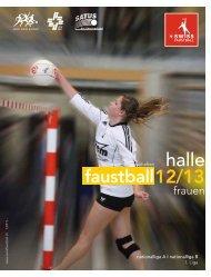 12/13 3 halle e - Swiss Faustball