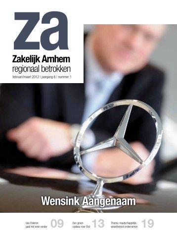 Wensink Aangenaam - Zakelijk Arnhem