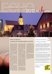 ECHO HO 2012 - Markt Schierling