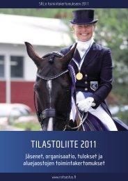 TILASTOLIITE 2011 - SRL