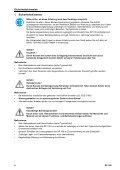 Installations- und Betriebsanleitung Taupunktmessgerät DP 109 - Page 4