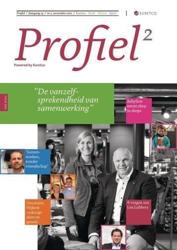 Profiel 2, 2011 - Euretco