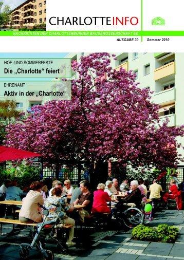 Charlottenburger Baugenossenschaft eG