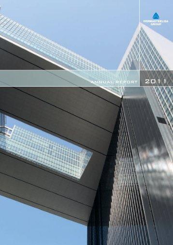 Management Report - Permasteelisa Group