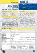 SILICON pro4 UNIVERSAL Bau - Sanitär - Holz - Naturstein - Seite 2