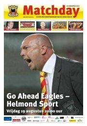 Broekhuis Rijssen - Go Ahead Eagles
