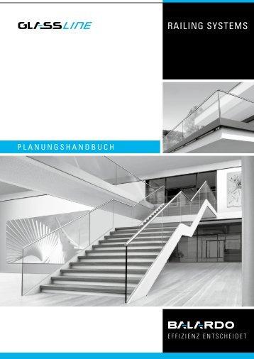 PDF (12MB) - BALARDO Ganzglasgeländer - die Revolution bei ...