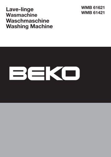 Lave-linge Waschmaschine Washing Machine - Beko