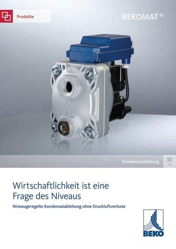 bekomat - AP Druckluftservice GmbH & Co. KG