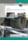 Der Maßstab im Hubbühnen-, Stapler- und Maschinentransport - Seite 5