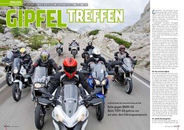 Sportliche Fahrtrainings in Bresse (F) - Moto Mader