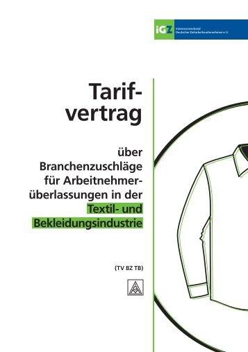 Textil- und Bekleidungsindustrie