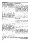 Weihnachtspfarrbrief 2007 - Pfarramt St. Christophorus - Seite 6