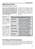 Weihnachtspfarrbrief 2007 - Pfarramt St. Christophorus - Seite 7