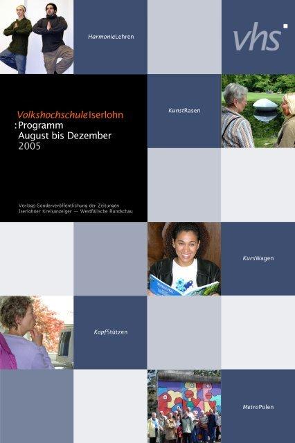 Programmheft 02/2005 - Iserlohn