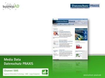 Media datenschutz-praxis - businessAD