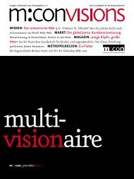 wissen - m:con Visions