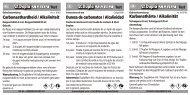 Instrucciones de uso / Test Case_KH - Dohse Aquaristik KG