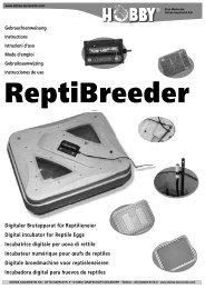 ReptiBreeder - Dohse Aquaristik KG