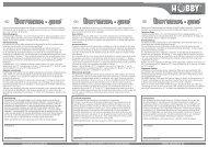 Instrucciones de uso / Biotherm 2000 - Dohse Aquaristik KG