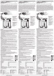 Dupla RO 190 Dispositivo de ósmosis inversa Dupla RO 190 ...