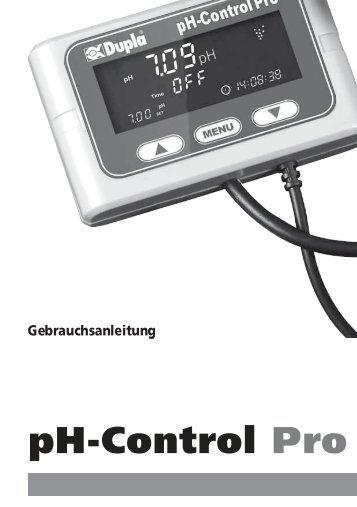pH-Control Pro - Dohse Aquaristik KG